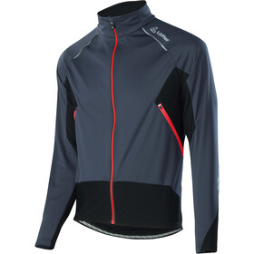 Löffler Ventsiro WS Light Softshell Jersey Jacket Herrer, graphite
